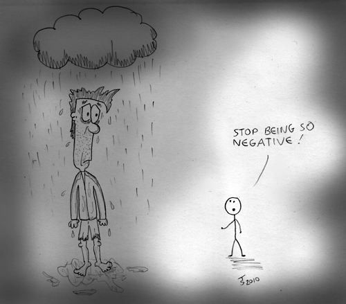 Negative Weather