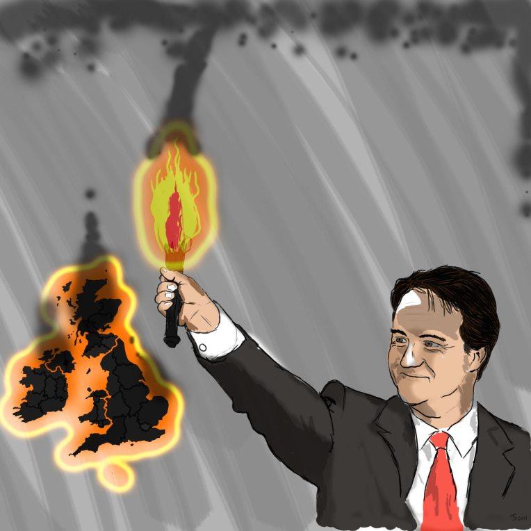 David Cameron's Inferno