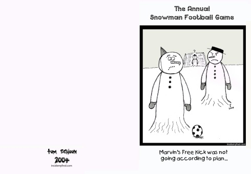 Christmas Card from 2004