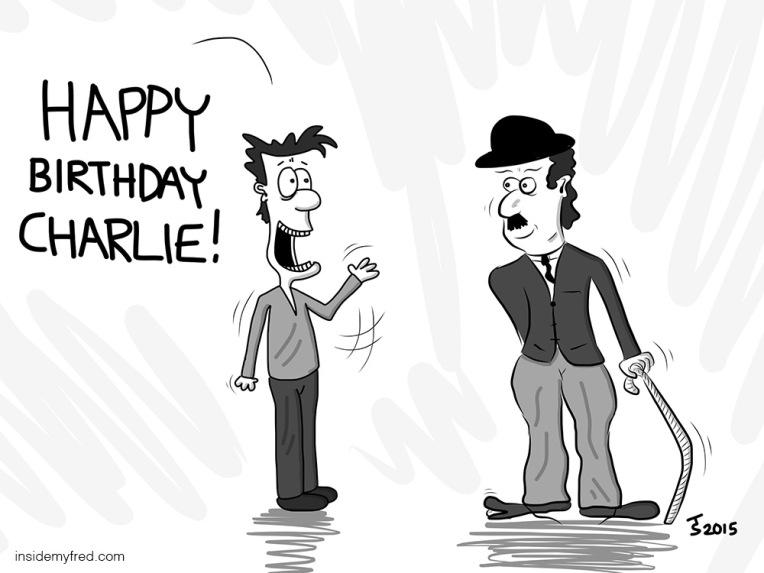 Happy Birthday Charlie!