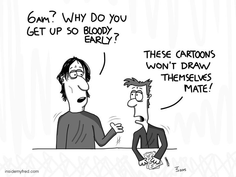 The Cartoonist