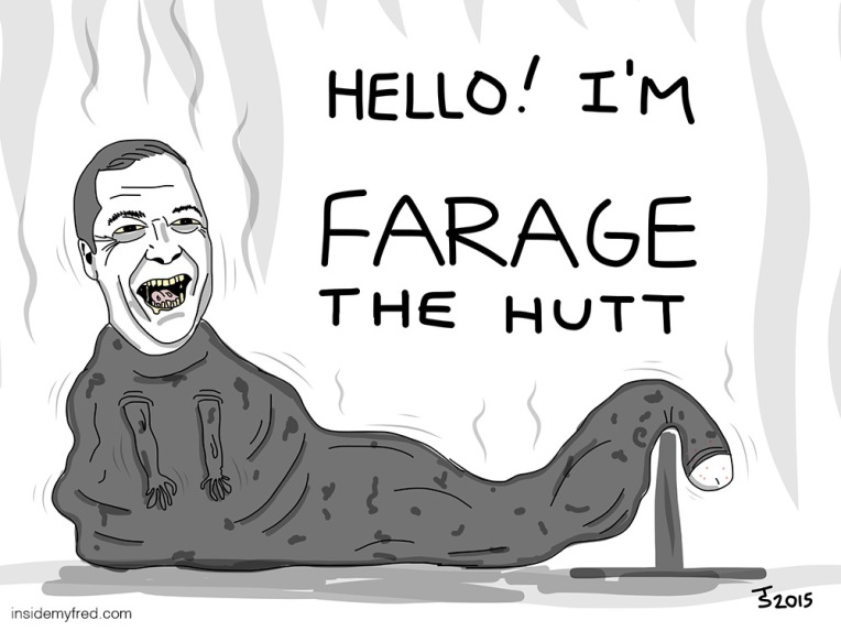 Farage The Hutt