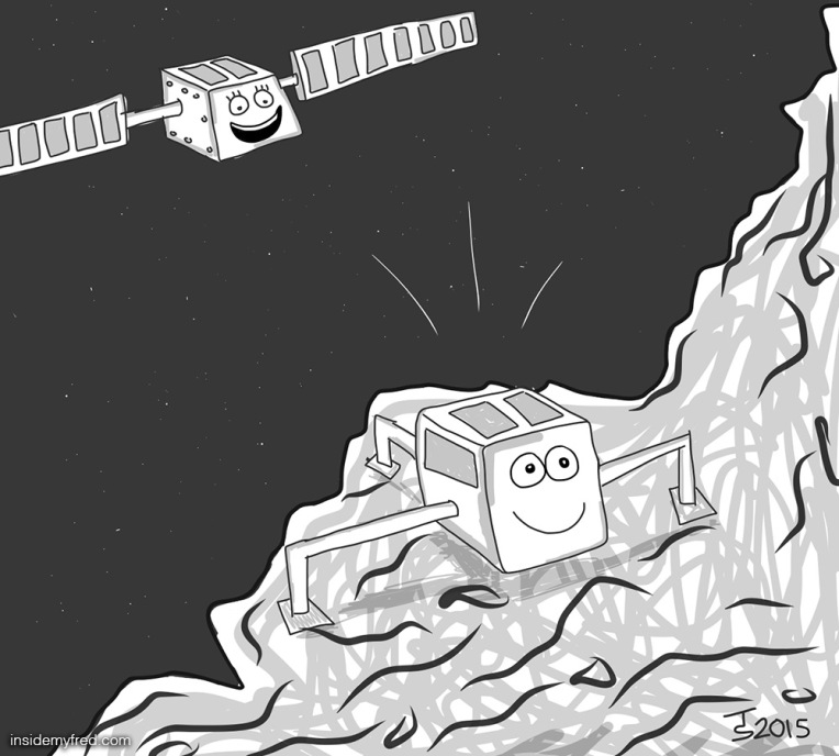 Welcome Back Philae!