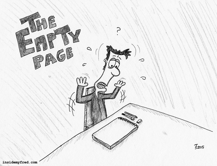 The Empty Page