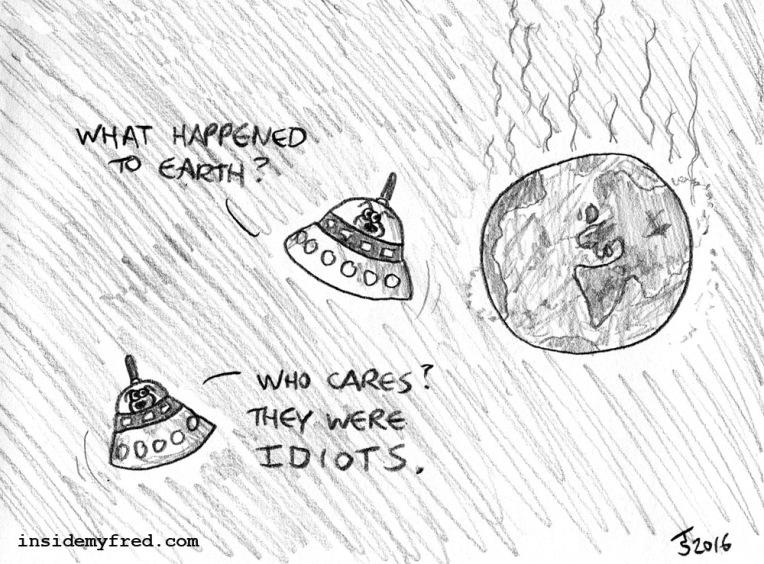 Earth 2116