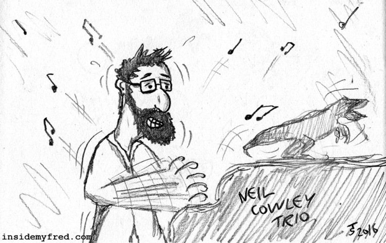 Neil Cowley Trio
