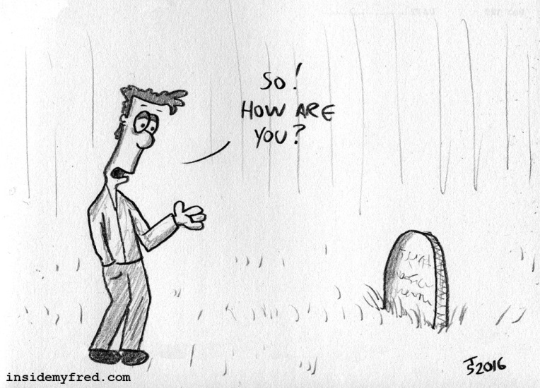 Grave Talk